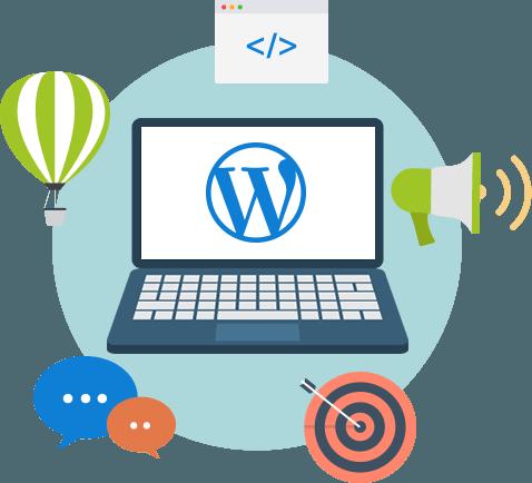AgenturWP WordPress CMS -Unsere arbeit für Sie