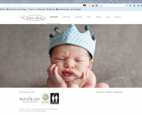 AgenturWP WordPress Web-Projekt Rasselbande Fotos