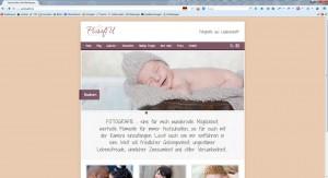 AgenturWP WordPress Web-Projekt Sandra Seibt