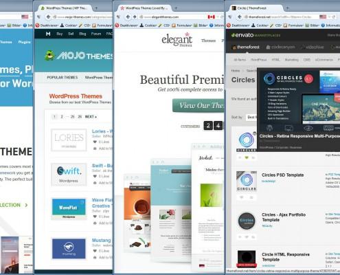 AgenturWP WordPress Partnerschaften